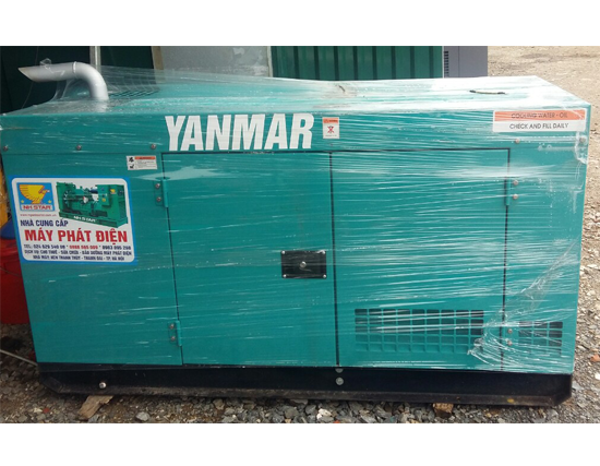 Yanmar 15KVA