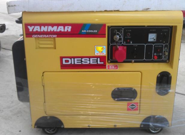 Máy phát điện Yanmar 6KVA