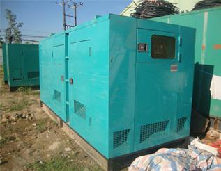 Máy phát điện DOOSAN đã qua sử dụng 625 kva