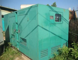 Máy phát điện CUMMINS đã qua sử dụng 300 kva