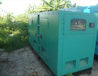 Máy phát điện Cummins đã qua sử dụng 200 kva