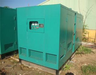 Máy phát điện Mitsubishi đã qua sử dụng 500 kva