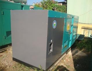 Máy phát điện DENYO-HINO đã qua sử dụng 150 kVA
