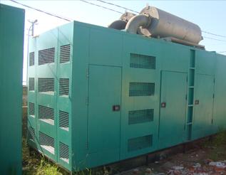Máy phát điện Perkins cũ 1250 kva/1375 kva