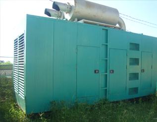 Máy phát điện FG Wilson đã qua sử dụng 1250 kva