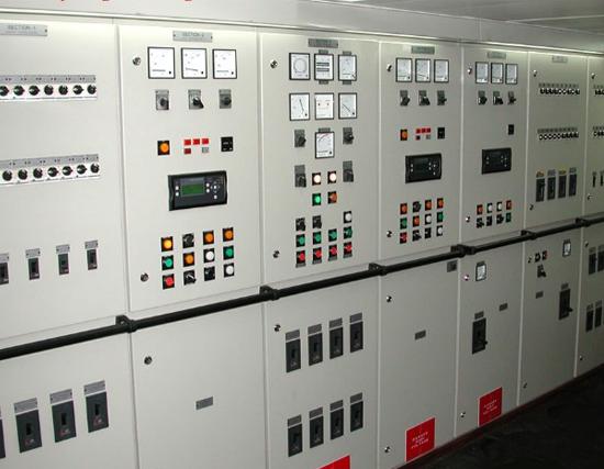 Tủ điện điều khiển hòa đồng bộ