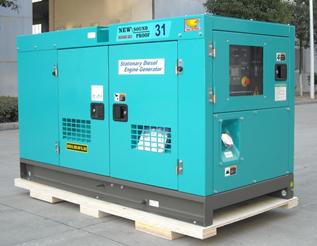 Máy phát điện Doosan 125/138 kVA